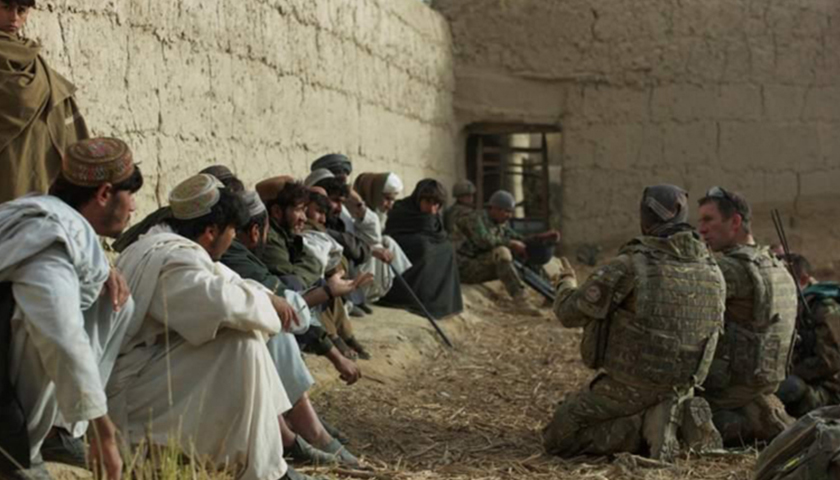 The Taliban Controls a Vast Array of Weapons After America's Withdrawal from Afghanistan