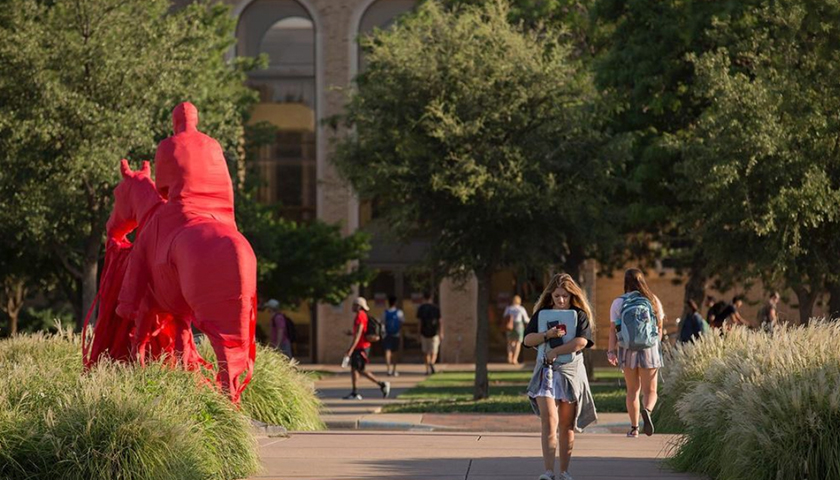 Texas Tech to End 'Anti-Racism' Seminar that Separated Students by Skin Color