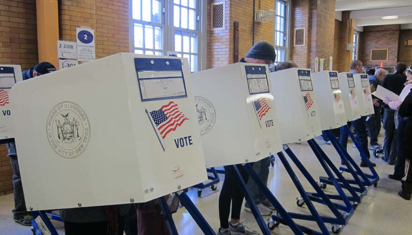 New U.S. Guidelines Ban Network-Connected Voting Systems, Acknowledging Vulnerability to Attack