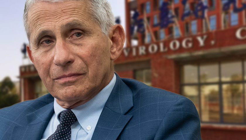 Fauci-Funded Wuhan Lab Viruses Exhibited over 10,000 Times Higher Viral Load Than Natural Strain, Documents Show
