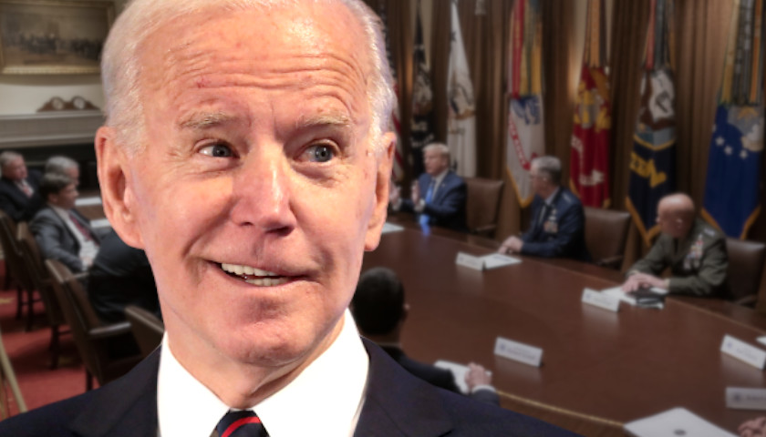 Arizona GOP Leaders Respond to Biden Kicking Trump's Appointees Off Military Boards