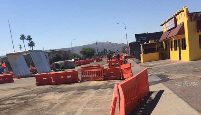 Phoenix Small Business Owners Say Light Rail Expansion Is Trying to Deliberately Shut Them Down