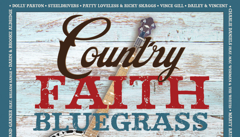 Country Faith Bluegrass Is Out Today