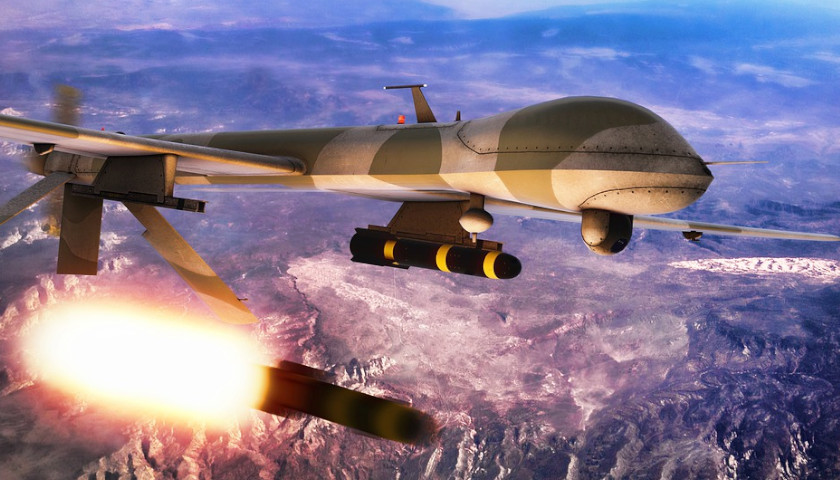 Former President Trump Blasts Biden for Deadly Drone Strike That Allegedly Killed Aid Worker