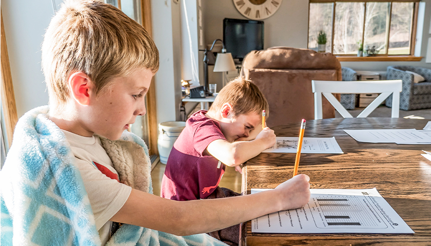 Commentary: Homeschooling Numbers Are Skyrocketing in Some Parts of the Country