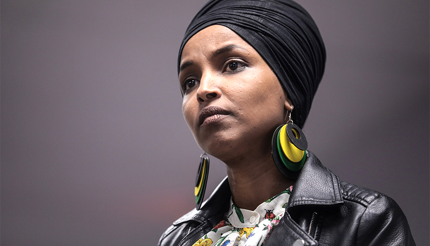 Ilhan Omar Possibly Committed a Felony by Concealing Her Finances in Required Disclosure Form, Watchdog Group Alleges