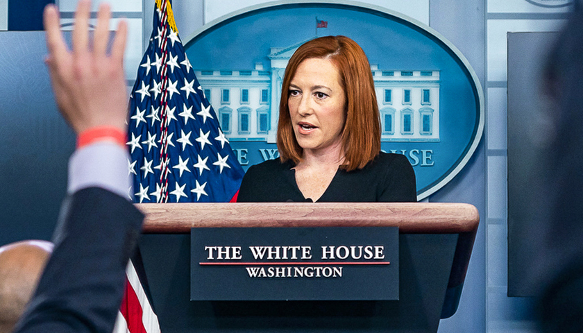 Psaki Refuses to Discuss 'Leaked' Transcript of Biden's Phone Call with Former Afghan President