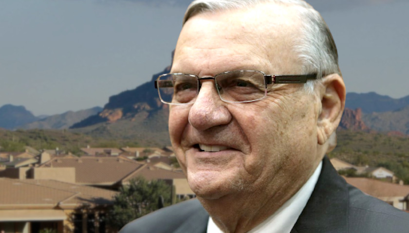 Former Arizona Sheriff Arpaio 'Strongly Considering' Running for Mayor of Fountain Hills