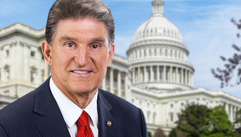 Senator Joe Manchin Calls for Indefinite Delay of Democrats' $4 Trillion Domestic Spending Bills