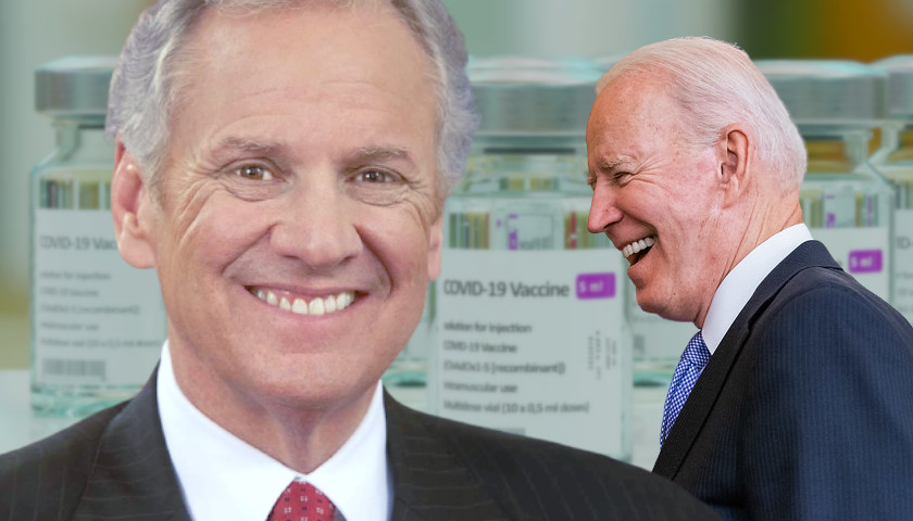 Governors Across the County Slam Biden Vaccine Mandate