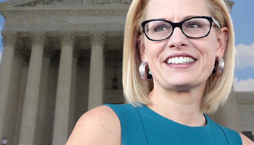 SCOTUS Abortion Ruling Triggers Fury at Arizona Sen. Sinema