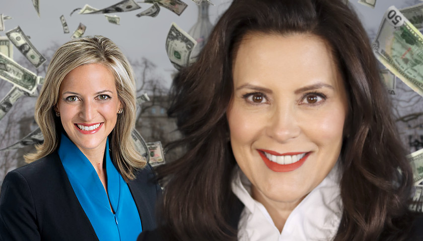Michigan Secretary of State Jocelyn Benson Returns a Legally Questionable Contribution While Gretchen Whitmer Keeps Hers