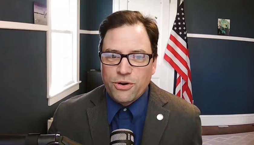 Minnesota State Rep. Munson Questions Democrat Redistricting Bill