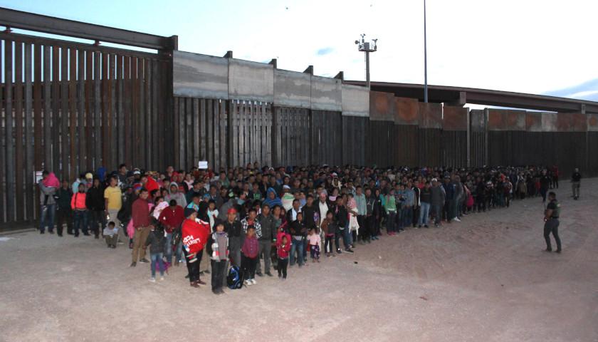 Report Says Arizona Seeing Highest Spike in Illegal Border Crossings