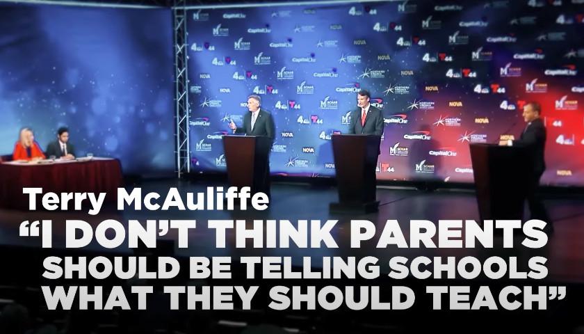 Education Group Launches Million Dollar Ad Campaign Against Virginia Democratic Gubernatorial Candidate McAuliffe