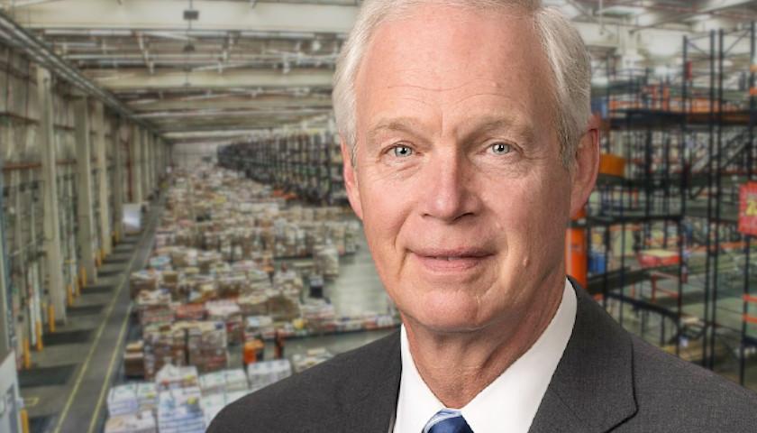 Wisconsin Sen. Johnson Criticizes Biden Administration About Supply Chain Shortages