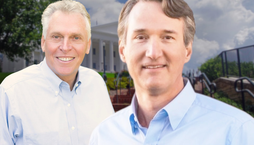 Youngkin Campaign on Offense After McAuliffe Exits Interview When Asked About Critical Race Theory